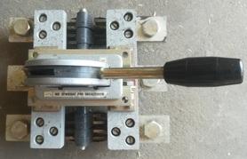 ELFA OZK 3x1500 odłącznik rozłącznik 1500A 500V