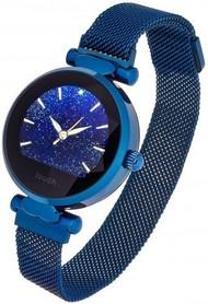 Smartwatch Garett Women Lisa kolor niebieski stalowy
