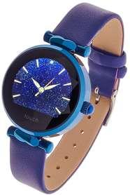 Smartwatch Garett Women Lisa kolor niebieski skórzany