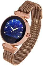 Smartwatch Garett Women Lisa kolor złoty stalowy