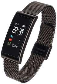 Smartwatch Garett Women Tina kolor czarny stalowy