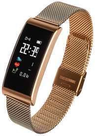 Smartwatch Garett Women Tina kolor złoty stalowy