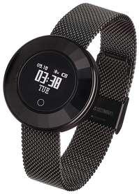 Smartwatch Garett Women Lea kolor czarny stalowy