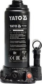 Yato YT-17003 podnośnik hydrauliczny słupkowy udźwig 8 ton