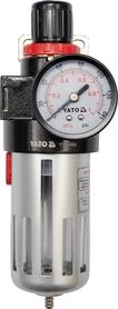 Yato YT-2383 reduktor z filtrem i manometrem