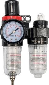 Yato YT-2384 zespół filtrujący, reduktor i smarownica