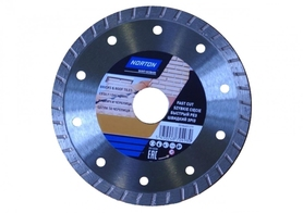 Norton tarcza diamentowa Brik&Tiles 125 mm 70184601279