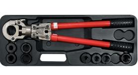 Yato YT-21735 praska hydrauliczna ręczna do zaciskania złączek PEX-AL-PEX plus 8
