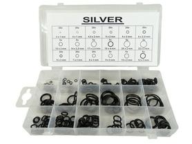 Silver 10542 zestaw oringów 225 elementów