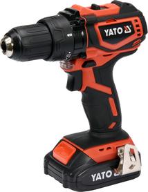 Yato YT-82794 wiertarko-wkrętarka 18V 1x2,0Ah 42Nm w walizce