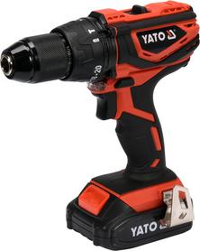 Yato YT-82788 wiertarko-wkrętarka udarowa 18V 1x2,0Ah 40Nm w walizce