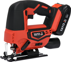 Yato YT-82822 akumulatorowa wyrzynarka 18V 1x2,0Ah w kartonie