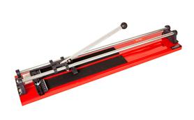 WALMER PRZYRZĄD DO CIĘCIA GLAZURY MGŁ 400 mm PROWADNICE PŁASKIE 20x10mm