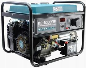 Könner&Söhnen KS 10000E agregat prądotwórczy 7,5kW 230V benzyna