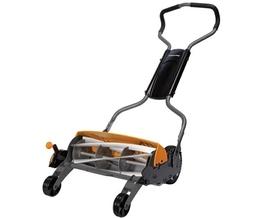 Fiskars ręczna kosiarka bębnowa do trawy 61 cm Staysharp Max 1000591
