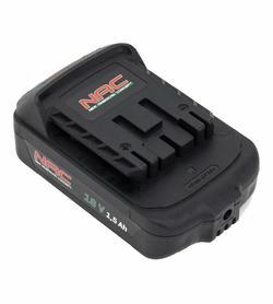 NAC B18-15-S akumulator 18V 1,5Ah