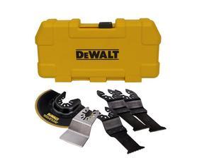 DeWalt DT20715-QZ zestaw brzeszczotów do urządzenia wielofunkcyjnego w kasecie 5 elementów