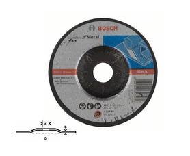 BOSCH TARCZA DO METALU LPP 125 x 6,0 x 22,2mm WYGIĘTA