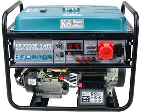 Könner&Söhnen KS7000E-3ATS agregat prądotwórczy 5,0kW 230/400V benzyna