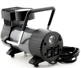 Auto Welle AW01-19 sprężarka kompresor samochodowy z lampą Led 12V 150W 7 bar
