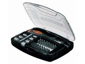 Black&Decker A7062-XJ zestaw końcówek do wkręcania 40 elementów
