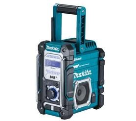 MAKITA RADIO DMR112 BLUETOOTH FM/DAB AUX USB