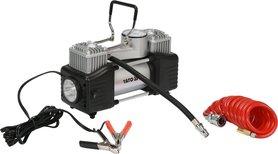 Yato YT-73462 sprężarka kompresor samochodowy z lampą Led 12-13,8V 250W