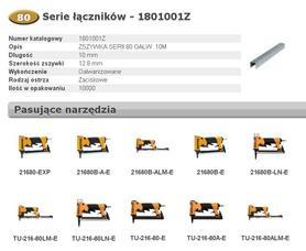 BOSTITCH 1801001Z ZSZYWKI 80 10 mm 10.000 szt.