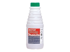 Makita 980808610 olej do łańcuchów i prowadnic pił łańcuchowych 2T 1l Biotop