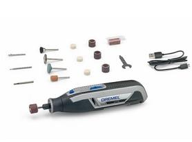 Dremel Multi 7760 akumulatorowe urządzenie wielofunkcyjne 3,6V 2,0Ah + akcesoria 15 elementów