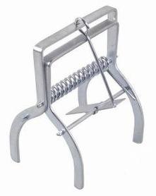 Greenmill GR5103 metalowa szeroka łapka na nornice