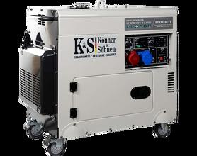 Könner&Söhnen KS9200HDES-1/3ATSR agregat prądotwórczy 7,0kW 230/400V diesel Euro V