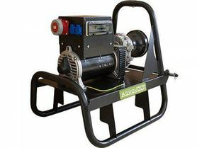 Agrovolt AV 22 R agregat prądotwórczy do ciągnika 30KM 22KVA R 24516