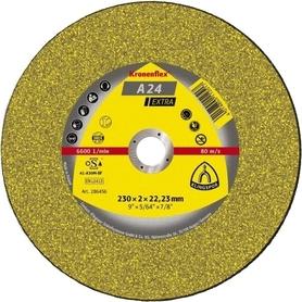 Klingspor 242137 tarcza do cięcia metalu 115x2,5x22,2mm A24 Extra