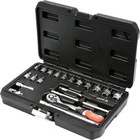 Yato YT-14491 zestaw narzędzi 1/4