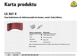 K.PASY BEZK.  50* 686 gr. 150  LS307X /12 szt.