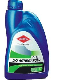 AIRPRESS OLEJ DO AGREGATÓW ORLEN  1L  10W30