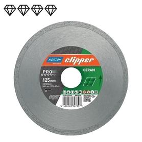 Norton tarcza diamentowa Clipper pełna 200 mm 70184625093