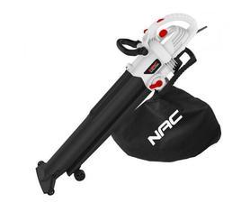 NAC VBE300A-AS-WS-CH elektryczna dmuchawa odkurzacz ogrodowy 3000W aluminiowy wirnik
