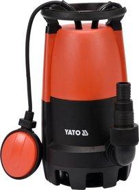 Yato YT-85333 pompa zanurzeniowa do wody czystej 900W w kartonie