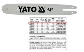 YATO PROWADNICA ŁAŃCUCHA 14