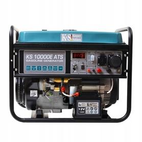 Könner&Söhnen KS10000E-ATS agregat prądotwórczy 7,5kW 230V benzyna rozruch elektryczny