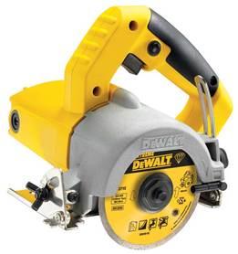 DeWalt DWC410-QS ręczna przecinarka do płytek ceramicznych 110 mm 1300W do cięcia na mokro