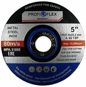 TARCZA DO CIĘCIA METALU 115 x 1,0 x 22,2mm PROFI