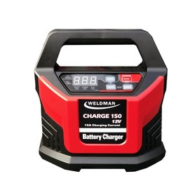 Weldman Charge 150 prostownik 12V 104504 w kartonie