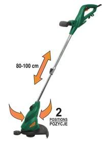 Flo elektryczna podkaszarka do trawy 28 cm 500W 79467