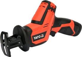 Yato YT-82904 akumulatorowa piła szablasta 12V 1x2,0Ah w kartonie