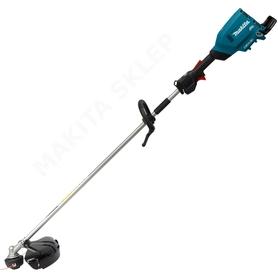 Makita DUR369LZ akumulatorowa podkaszarka do trawy 43 cm 2x18V uchwyt pętla bez akumulatorów i ładowarki