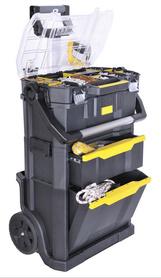 Stanley STST1-79231 zestaw walizek narzędziowych na kołach 2 w 1