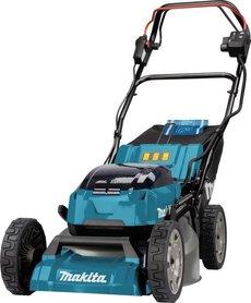 Makita DLM462Z akumulatorowa kosiarka do trawy z napędem 46 cm 2x18V bez akumulatorów i ładowarki